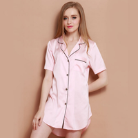 100%Silk Sleepwear,Pure Silk Pajamas