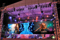 Stage rental P3.91 full color LED screen/ led indoor large stage rental screen for nightclub