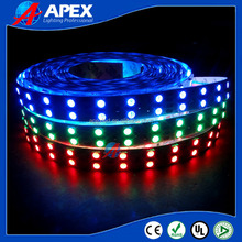 5050 rgb color controllable led christmas tape