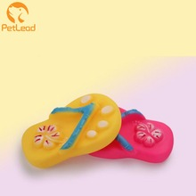 Vinyl pet toy shoes shape squeaky dog toy manufactures plastic car chew dog squeak toy