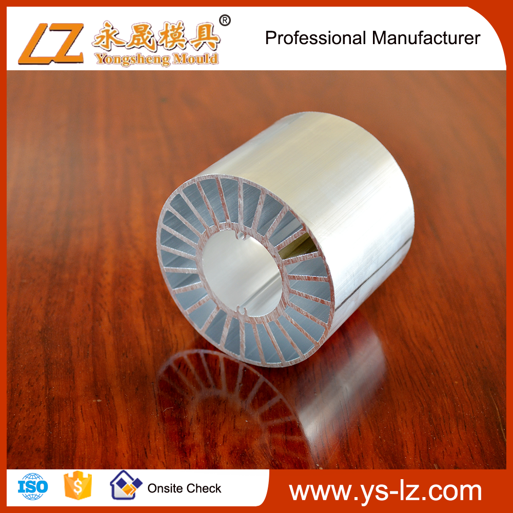 New High Quality Aluminum Extrusion Heat Sink Profile Products