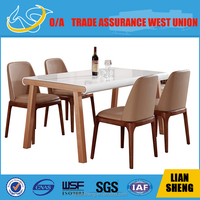 DT014 malaysia antique dining table set / dining room furniture sets / restaurant dining table and chair