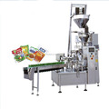 SUS304 Masala Powder automatic pouch packing machine for masala