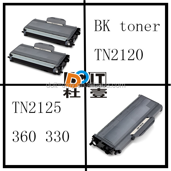 High quality Compatible toner cartridge TN2120 for Brother HL-2140/2150/2170/7840