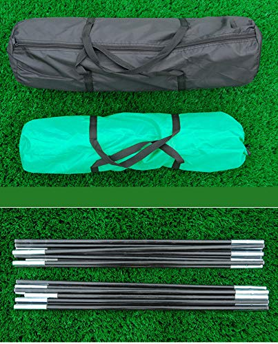 Indoor and Outdoor Golf Hitting Practice Net Portable Golf Training Chipping Net  set