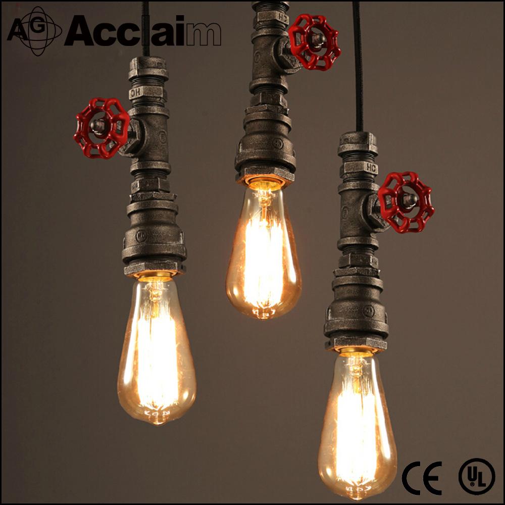 Color changeable led restaurant pendant lighting