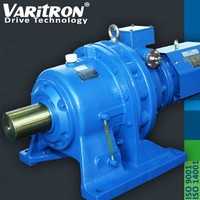 Varitron Quality Cyclo Drive Motor Reduction gear box video