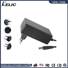 Professional manufacturer competitive price 15v 1500ma ac dc adapter