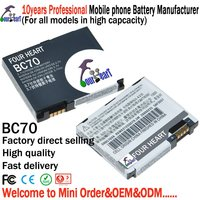 Original phone battery for Moto BC70 battery