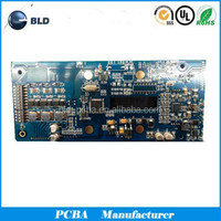 Timer Relay PCB Assembly service from china factory