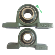 2017 new 1 inch pillow block ball bearings with eccentric sleeve outer spherical