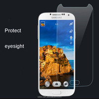 9H 3D High quality tempered glass screen protector for samsung galaxy s4
