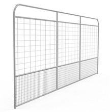 Horse round yards cattle panels stock yards float with hot dipped galvanized