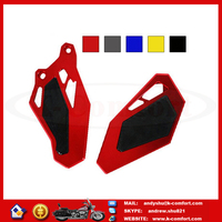 KC1N36 CNC auluminum motorcycle motorcycle footrest pad for Yamaha YZF-R3 YZF-R25