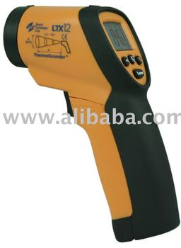 LTX12 Infrared Thermometer with Laser Sight and ThermoSounder