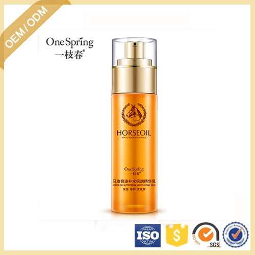 OEM/One Spring Horse Oil Essence Cream For Skin Care Hydrating Nourishing Moisturizing Tender and Smooth Cream