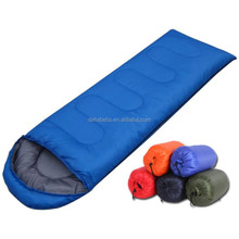3 Season Comfort Portable Lightweight Envelope Outdoor Camping Sleeping Bag With Compression Sack