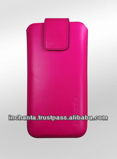 Inchanta Leather Case D1013