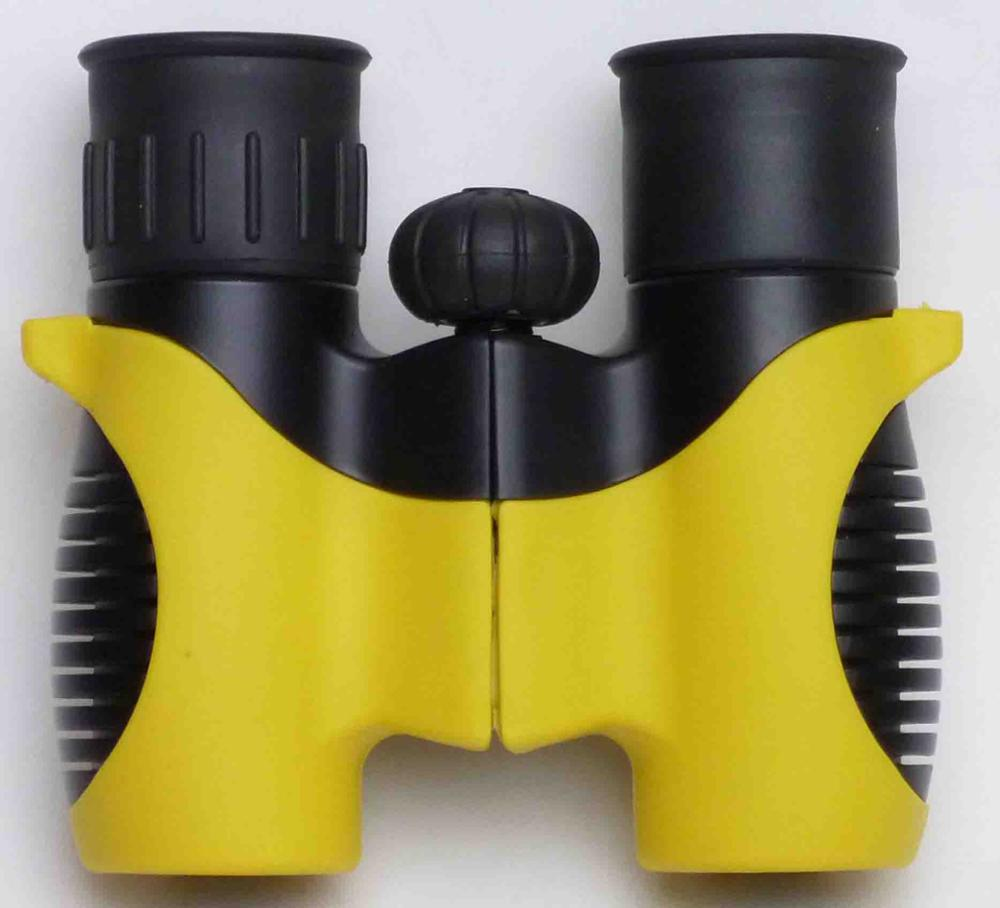 Multicolor Binocular For Kids 8x21 Plastic Rubber,New Product Children Fernglas Toy Sports Free Sample