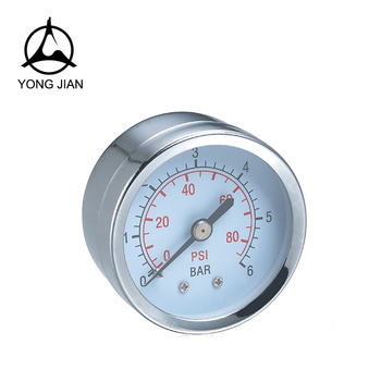 Promotional various durable using steam engine pressure gauge