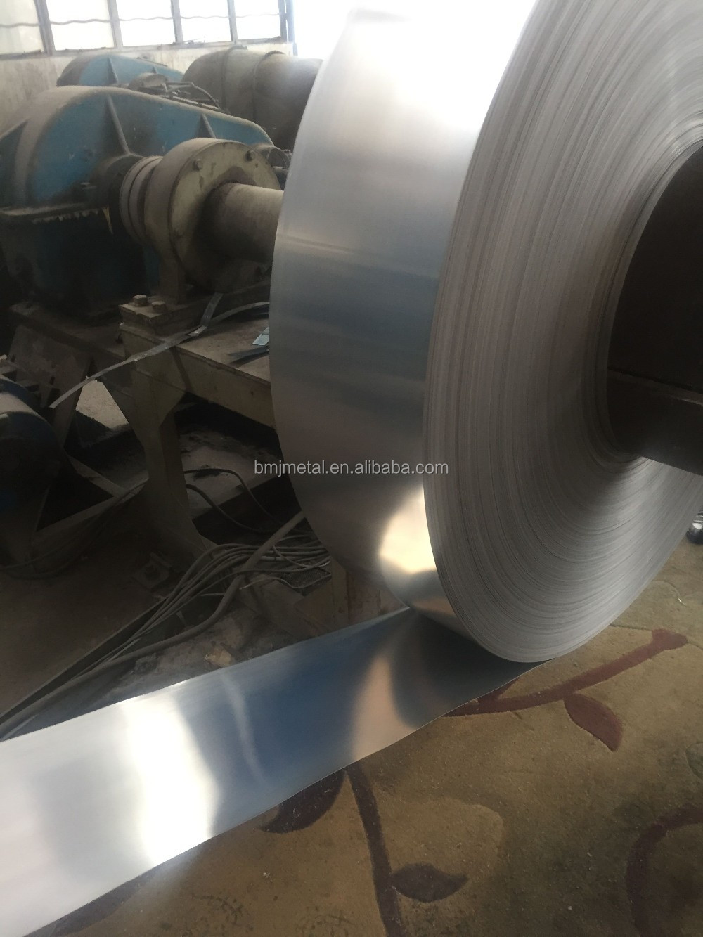 CR HR SS Coil Stainless Steel Coil Strip 201