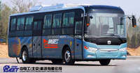 New energy electric bus