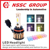 2015 Latest arrival high low beam Car Headlamp IP67 brightest 2400LM bulb 12V 24V LED H4 Auto Head Light