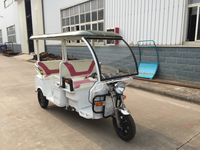 2016 3 three wheel Electric Driving Type 1000w Power Environmental Electric Tricycles by yonsland good quality and cheap