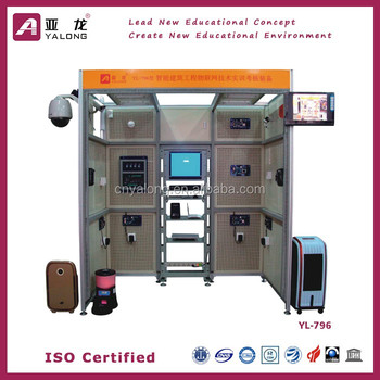 Intelligent Construction Education Equipmen ,IOT Technology Teaching equipment , Intelligent Building Teaching Platform