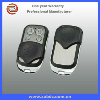 wireless 4 way universal programmable remote control (ZY1-E)