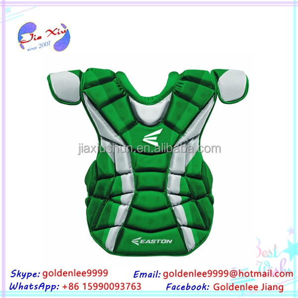 BASEBALL catcher gear of Chest Protector for E A S T O N