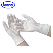 LN-1608009 Consumbles Nitrile Glove Blue Medical Glove