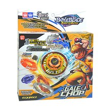 Diecast Metal Burst Beyblade Toys Spinning Top Spiner Gyro