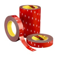 Acrylic Strong Adhesive Double Sided Waterproof 3M VHB 4991 Tape Black