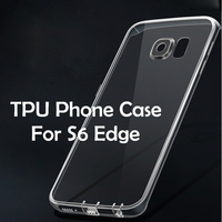 leather cell phone case TPU Case for samsung S6 edge s6 edge plus