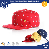Running man red color starter snapback caps
