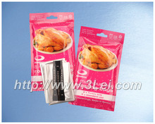 Turkey size oven bags; Microwave cooking bags
