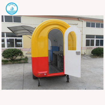 Mobile Coffee Cart Mini Food Truck For Sale China Imbisswagen Foodtrailer