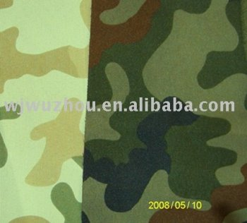 forest camouflage fabric (W/R,Anti-UV)