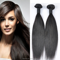 Top Quality Free Shedding Brazilian Wholesale Virgin Elastic Band Hair Extensions