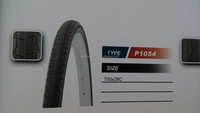 bicycle white tyre/700c*28c wanda tyre/compass 28c white tyre