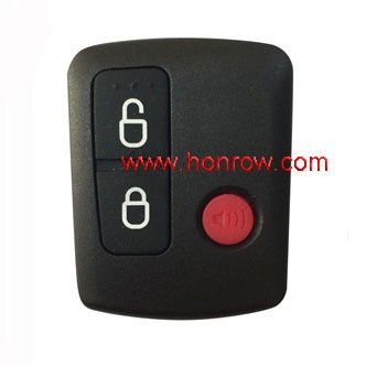 2+1 button remote key with 433Mhz/ focus remote key Ford
