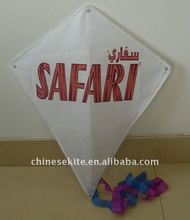 Promotional diamond flying easy kite