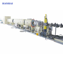 HDPE/PE large diameter pipe extruder machine plastic