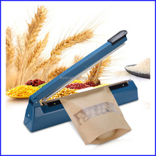 0-30 cm coffee bean barley wheat cereal rice bag sealing machine