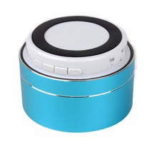 wireless 3w led portable bluetooth speaker with TF card and FM