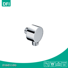 DFI High quality shower elbow brass faucet elbow