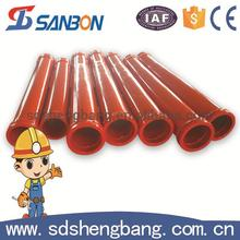 CE&ISO approved concrete pump pipe fitting rcc concrete pipe