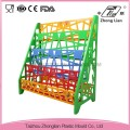 Professional manufacturer beautiful durable new bookshelf design