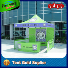 Outdoor 3x3m Instant Exhibition tent for stall